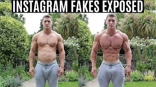 EXPOSING THE INSTAGRAM FAKES | Don't Believe Everything You See on Social Media