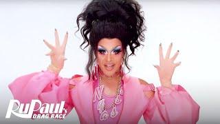 Ariel Versace's 'Bubblegum B*tch' Makeup Tutorial 💄| RuPaul's Drag Race Season 11