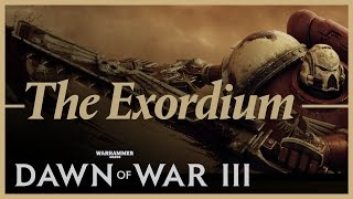 Dawn of War III - Kampány Nyitó Videó