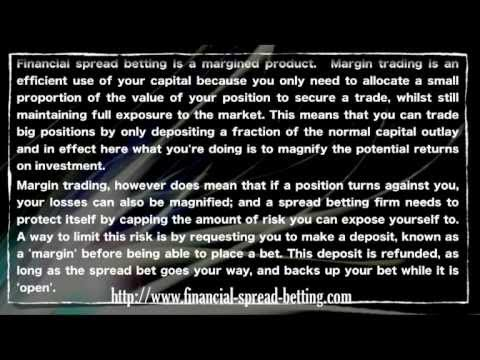What are Initial Margins in Spread Betting?