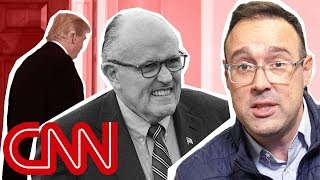 Rudy Giuliani is Donald Trump's worst possible spokesman | With Chris Cillizza