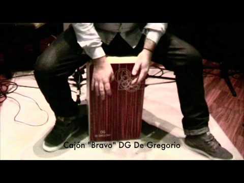 De Gregorio DG De Gregorio Cajon - Bravo - Red Makassar Finish