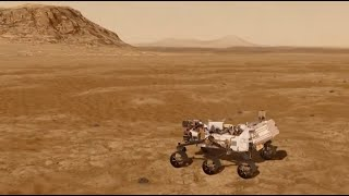 NASA releases amazing 360-degree panoramic view taken by the Perseverance rover on Mars