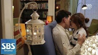 이상윤-구혜선, 눈물의 키스 @엔젤아이즈 (13회)