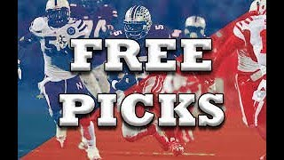 FREE COLLEGE FOOTBALL WEEK 1 PICKS : PHIL STEELE, RJ BELL DREAM PREVIEW