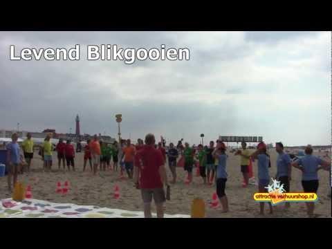 Levend Blikgooien Huren | Attractie Verhuurshop.nl