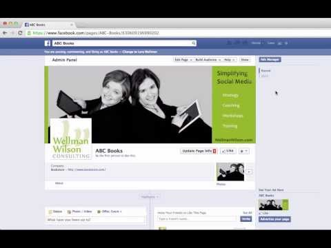 How to set up a Facebook page for your small business