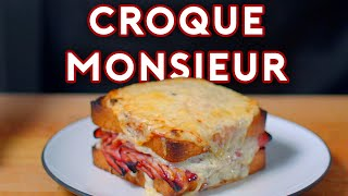 Binging with Babish: Croque Monsieur from Brooklyn Nine-Nine