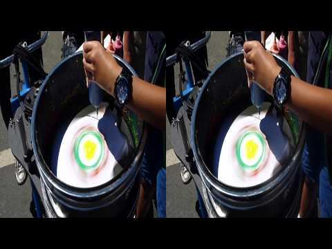 Rock The Bike - Spin Art (YT3D:Enabled=True)