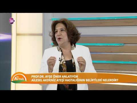 Prof. Dr. Ayşe Öner - Ailesel Akdeniz Ateşi Hastalığı (FMF)