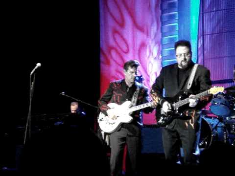 Chris Isaak - Cheater's Town - Keswick Theatre, PA - July 14, 2010