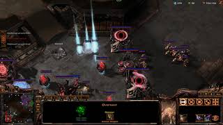 StarCraft II ZvP