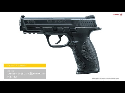 Umarex Smith & Wesson M&P 40 CO2 Fixed Slide