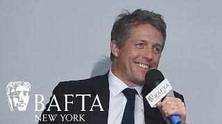 Hugh Grant In Conversation | BAFTA New York