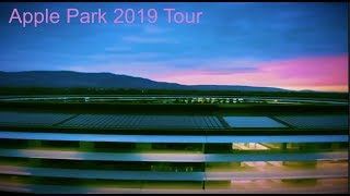 Apple Park Tour 2019 (Steve Jobs Theatre)