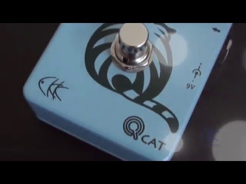 CKK Q Cat Envelope Filter Pedal