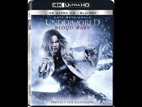 Underworld: Blood Wars in 3D 2016