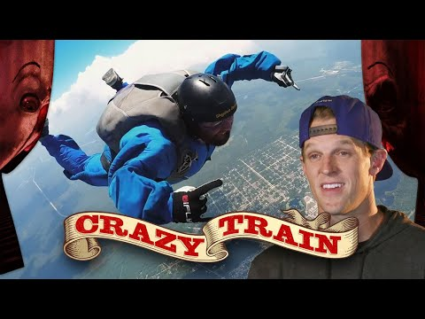 Roner Teaches Tommy to Fly - Crazy Train Episode 3