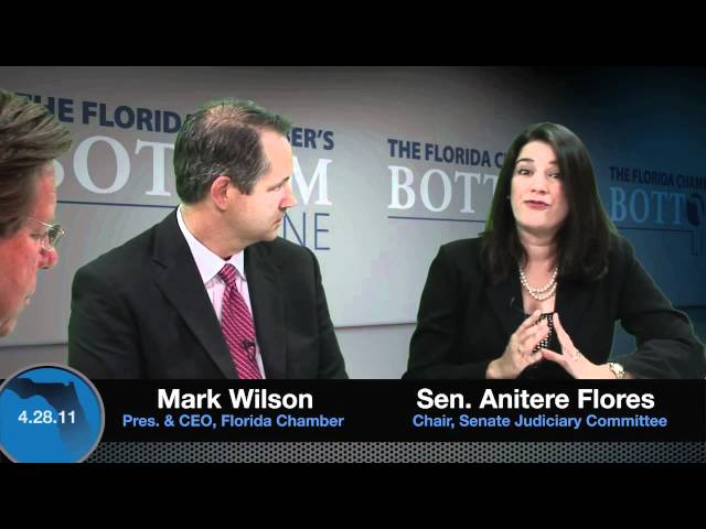 The Florida Chamber's Bottom Line - Episode 6