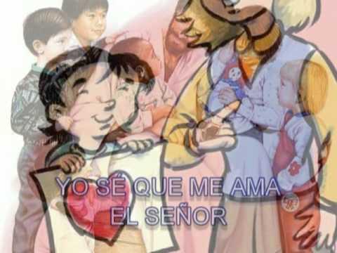 Yo se que me ama el Salvador.mpg