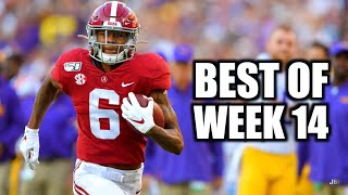 Best of Week 14 of the 2020 College Football Season - Part 1 ᴴᴰ