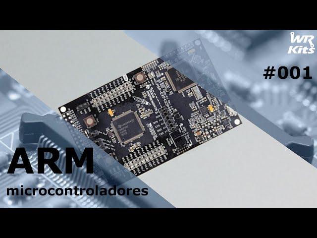 CONFIGURAÇÃO PROTEUS, HELLO WORLD | ARM 001