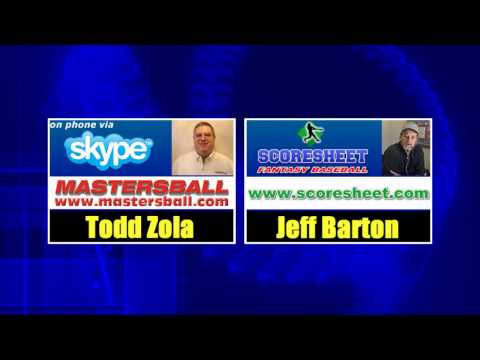 Episode 74: Winning Strategies for Fantasy Baseball with Todd Zola
