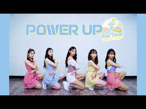 [FULL] Red Velvet 레드벨벳 'Power Up(파워업)' | 커버댄스 DANCE COVER | 일반+거울모드 Normal+Mirrored