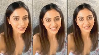 Rakul Preet Singh appreciates Hyderabad Police..