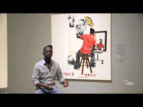 Fahamu Pecou Talks Remix Exhibit