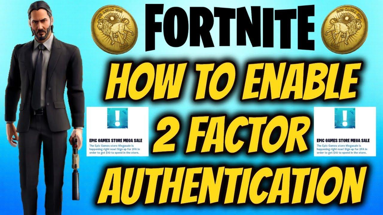 authenticator+fortnite