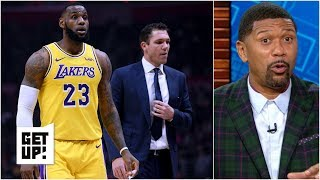 Could Brian Shaw or Jason Kidd be the next head coach of LeBron and the Lakers?   Get Up!