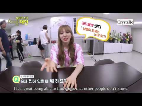 [Engsub] Channel Taeyeon - What idols do in their free time