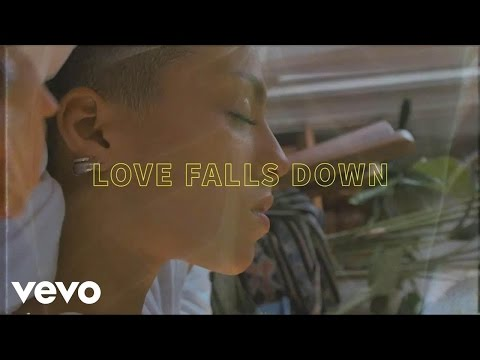 Poppy Ajudha - Love Falls Down (Official Music Video)