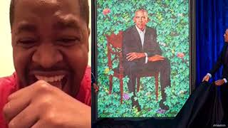 Obama Portrait Roast