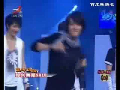 SJM Donghae cut [cute dancing]
