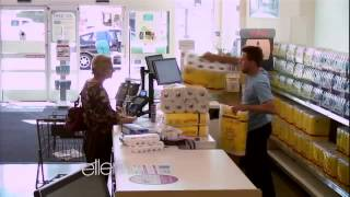 Kevin the Cashier, Played by Adam2720