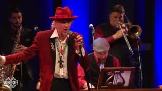 """Squirrel Nut Zippers - """"Karnival Joe (From Kokomo)"""" (Recorded Live for World Cafe)"""