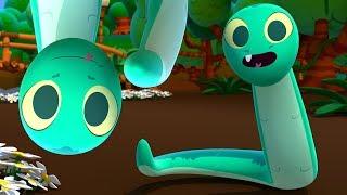 Soy una Serpiente - Las Canciones del Zoo 4 | El Reino Infantil - YouTube