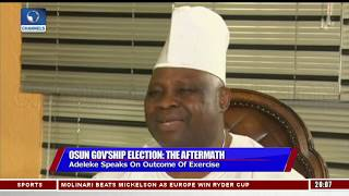 Adeleke Vows To Approach Court Over Osun Governorship Election | Sunday Politics |