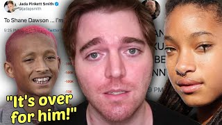 Shane Dawson CALLED OUT by Jaden Smith.. (this is bad)