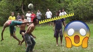 Bình luận Fun   Rợn người với trận đấu bạo lực nhất thế giới   Best violent football Match
