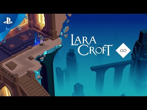 Lara Croft GO Trailer