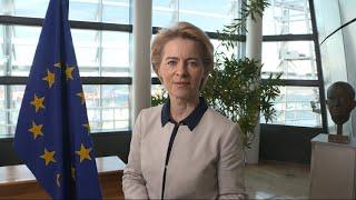 #vdLcommission: Presentation message by Ursula von der Leyen