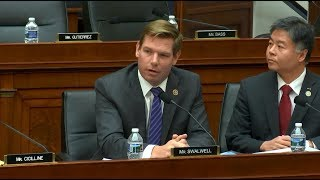 Rep. Swalwell questions FBI Director Christopher Wray at Judiciary hearing