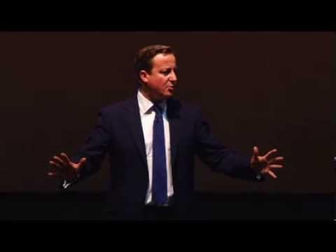 Cameron at IIM Calcutta (Part 2/2)