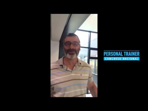 Congreso Personal Trainer Juanma Cortell - Madrid 30 Mayo 2015