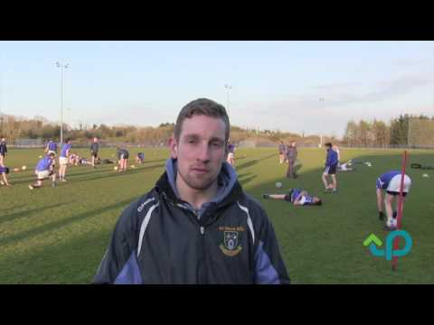 Dromore footballers explain how analysis is improving team and personal development