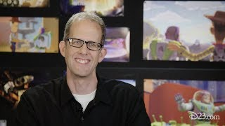 Inside Out Director Pete Docter's First Disney Job