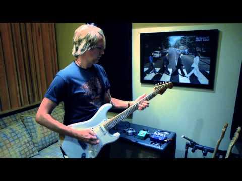 Kollmanation- Jeff Kollman signature dual overdrive guitar pedal.